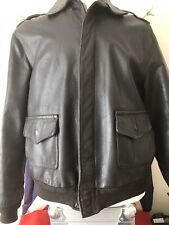 Original Makers Company SPORTY'S A2 US flying Jacket Rockabilly Size Large 42""