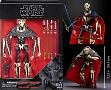 "Star Wars Black Series General Grievous 6"" Action Figure IN STOCK! HASBRO"