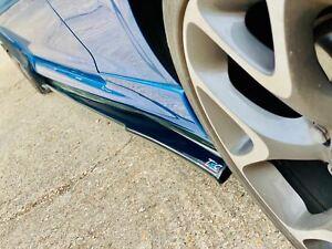 Vauxhall Corsa D VXR / LE Side skirt Splitters