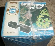 LITTLE GIANT SMALL PUMP PRE-FILTER FMS-10
