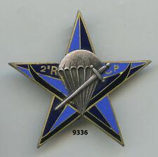 Insigne parachutiste , SES. / 2 Rgt. d'Infanterie Parachutiste