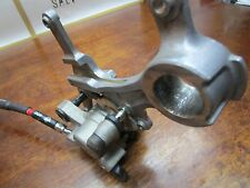 KX 250F KAWASAKI 2007 KX 250F 2007 REAR BRAKE ASSEMBLY