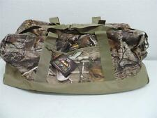 RealTree Ap Fin To Fur Deluxe Duffle Bag, New *