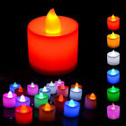 Flameless Flicker LED Candles Tealight Tea Light for Wedding Birthday Party CIT