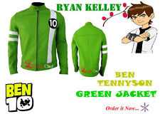 Ben 10 Alien Swarm Synthetic Leather Jacket