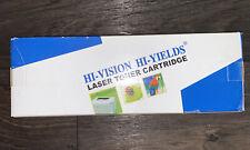 Hi Vision Laser Toner Cartridge Genuine LC116M HP CE323A MAGENTA SEALED