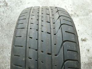 TYRE PIRELLI P ZERO MO 255 40 19 5mm FITTING AVAILABLE TESTED S807