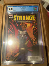 Doctor Strange: Surgeon Supreme #1 CGC 9.8 Zaffino variant Mark Waid