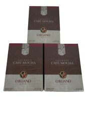 3 Boxes Organo Gold Cafe Mocha With Ganoderma Lucidum Expiry 06/2021 Tax Free