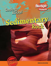 Sedimentary Rock (Geology Rocks!), New, Faulkner, Rebecca Book