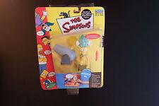 Vintage Raro SIMPSONS SIDESHOW MEL Interactivos Figura THE (2001) cardado