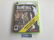 Silent Hill Homecoming - Promo - Microsoft Xbox 360 - PAL EUR