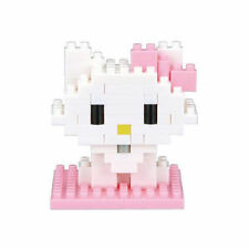 NANO BLOCKS CHARMMY KITTY MINI BRICKS PUZZLE NANOBLOCK NBCC008 HELLO KITTY