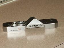 Konica Autoreflex T-3 Top Cover