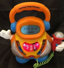 VTech Learning Tunes Karaoke Sing Along with Microphone