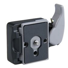 Camera 323 Quick Release Adapter Mount with Manfrotto 200PL-14 Compat Plate