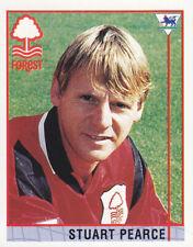 Merlin - Premier League 1995-1996 - Stuart Pearce - Nottingham Forest - # 63