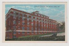 Vintage Postcard ~ Methodist Hospital Des Moines Iowa ~ Unused