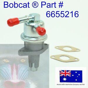 Fuel Pump fits Bobcat 6655216 645 743 751 753 763 773 7753 1600 S130 S150 S160