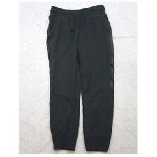 Boys Sweat Pants Medium 8 Athletic Works Cotton Polyester Drawstring Solid CC7