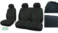 Tailored Van Quality Fabric Seat Covers Mercedes Vito 447 (seats 1+1 +3) 2014-on