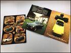 1975 MG Midget MGB MGB/GT GT Factory Original Car Sales Brochure Catalog