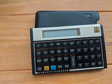 Hp 12C Financial Calculator - Black, (12C-Aba)