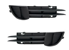 2xParaurti griglie di aerazione Anteriore DX SX senza incasso Audi A3 8P (03-08)