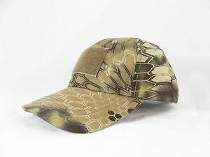 Condor Tactical Cap Hat - Kryptek Highlander - TC-016