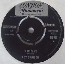 """ROY ORBISON In Dreams 7"""" VINYL"""