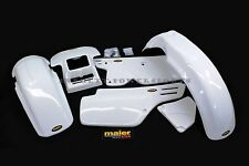 Front Rear Fenders Side Panels Cover Honda XR250 XR350 XR600 R Plastic Kit #M195
