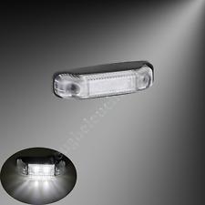 LED Begrenzungsleuchte weiß Umrissleuchte PKW Anhänger Wohnwagen