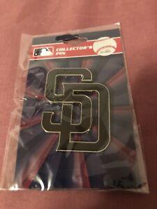 San Diego Padres Jumbo Size Logo Pin MOB