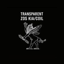ZOS KIA / COIL Transparent - 2LP / Vinyl + DL - Remastered 2017