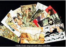 Manara Malafemmena - Set di 12 cartoline da collezione - Limited Edition