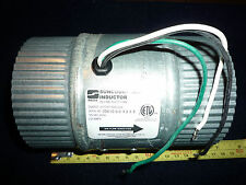 DUCT FAN IN-LINE INDUCTOR TYPE SUNCOURT DB204 120 Volt 1/4 amp CSA APPROVED FAN