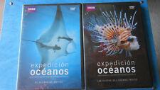 DVD LOTE 5 DVD DOCUMENTALES OCEANOS