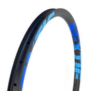 "SALE PREMIUM 35mm Width Carbon Fiber 29"" Mountain Bike Clincher Rim 1PAIR"