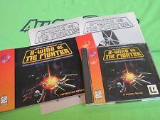 Star Wars X-Wing vs Tie Fighter (1997) - Jewel Case - PC CDROM GAME