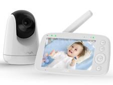 VAVA Babyphone mit Kamera 720P HD 5 Zoll Video Baby Monitor mit 24 Std. Laufzeit