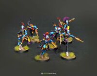 Harlequin Troupe warhammer 40K ** COMMISSION **  painting
