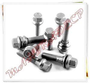 Set 5 Boulons Pour Fixation Roue ES17 12X1.25 Fiat 500 (312) 09 / 2007- > A1BV2S