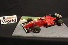 Minichamps Ferrari F310 1996 1:18 #2 Eddie Irvine (GBR) (F1NB)