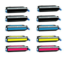 10 Toner For HP Colour LaserJet CP4005dn CP4005n
