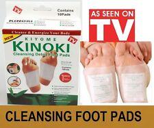1 Detox FOOT PADS Limpia Desintoxica el Cuerpo DESINTOXICADOR (Te chino dr ming)