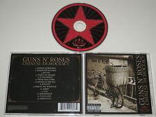 GUNS N' ROSES/CHINESE DEMOCRACY(BLACK FROG/GEFFEN 0602517906075) CD ALBUM