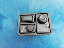 Nissan Almera II N16 ESP Knopf Schalter LWR Außenspiegelverstellung Schaltereihe
