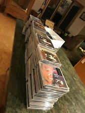 (A) Cd Collection 250 Discs - Rock, Country Folk, R&B & More $1.00 Cd's