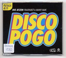 Die Atzen Frauenarzt & Manny Marc Maxi-CD Disco Pogo - 2-tr. incl. EXTENDED MIX