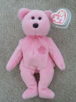 TY Beanie baby / babies Sakura  bear , Asia edition retired mint with tag